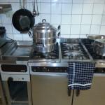 de grote keuken