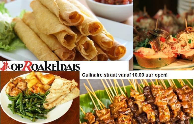 culinaire straat